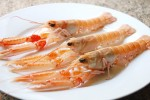 Ricette light: scampi all'arancia